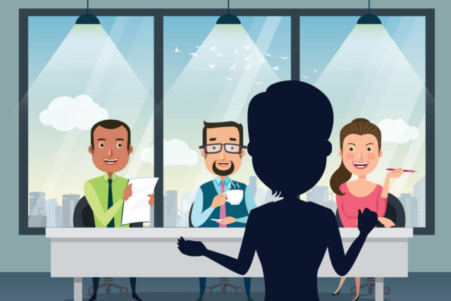 Candidate interview - value proposition